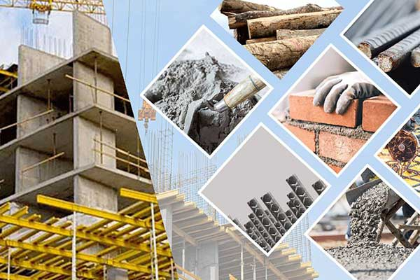 تهیه و توزیع مصالح ساختمانی